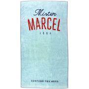 Beachwear Little Marcel Drap de Plage Spacey Mister Bleu Clair