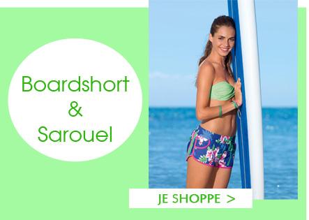 Boardshorts & Sarouels