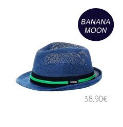 Chapeau banana moon hatsy Jairo bleu