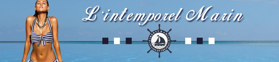 Look intemporel marin